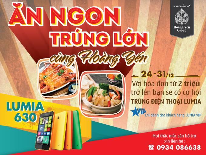 AN NGON TRUNG LON